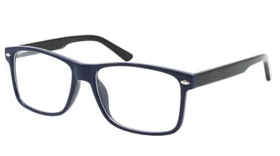Anthony Indigo & Black Frame