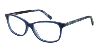Katy Blue Frame