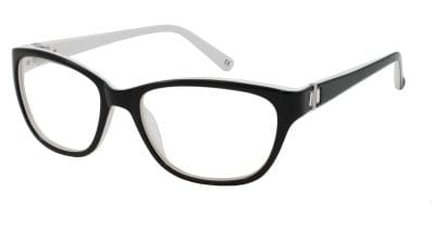 Lauren Black & Moon Frame