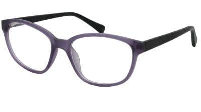 Vaughan Purple & Black Frame