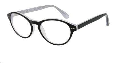 Watson Black & White Frame