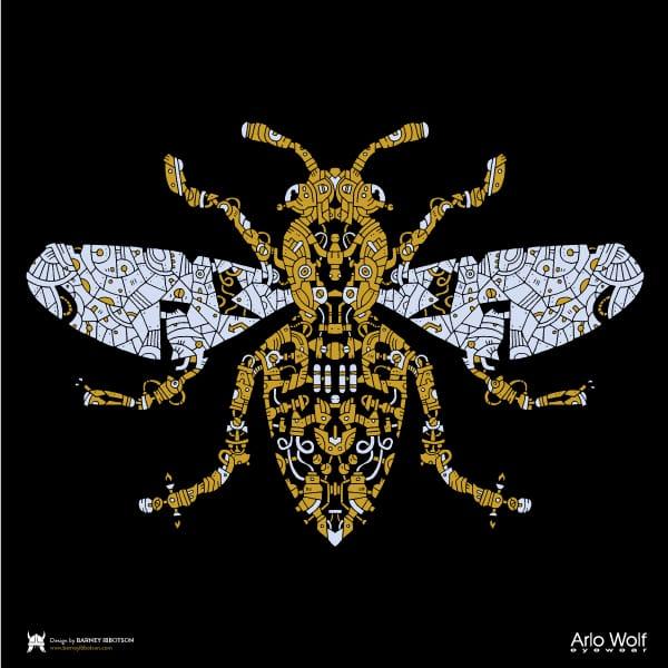 AW Bee Cloth
