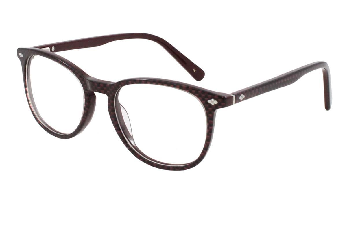 Apollo / Carbon Red - Online prescription eyewear at arlowolf.com
