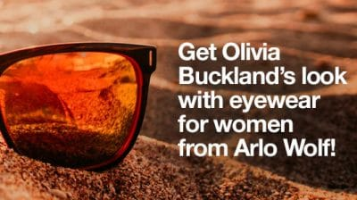 Get Olivia Buckland's look with eyewear for women from Arlo Wolf!