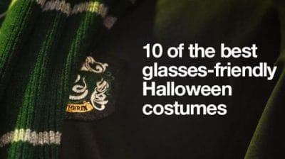 10 glasses-friendly halloween costumes