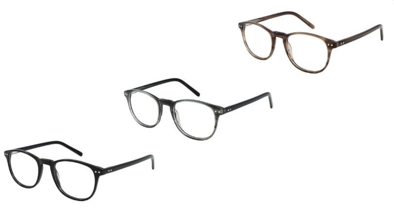 Ramsay Frames - Black, Tortoise & Grey