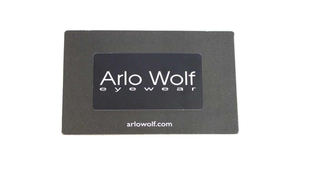 Arlo Wolf Gift Card