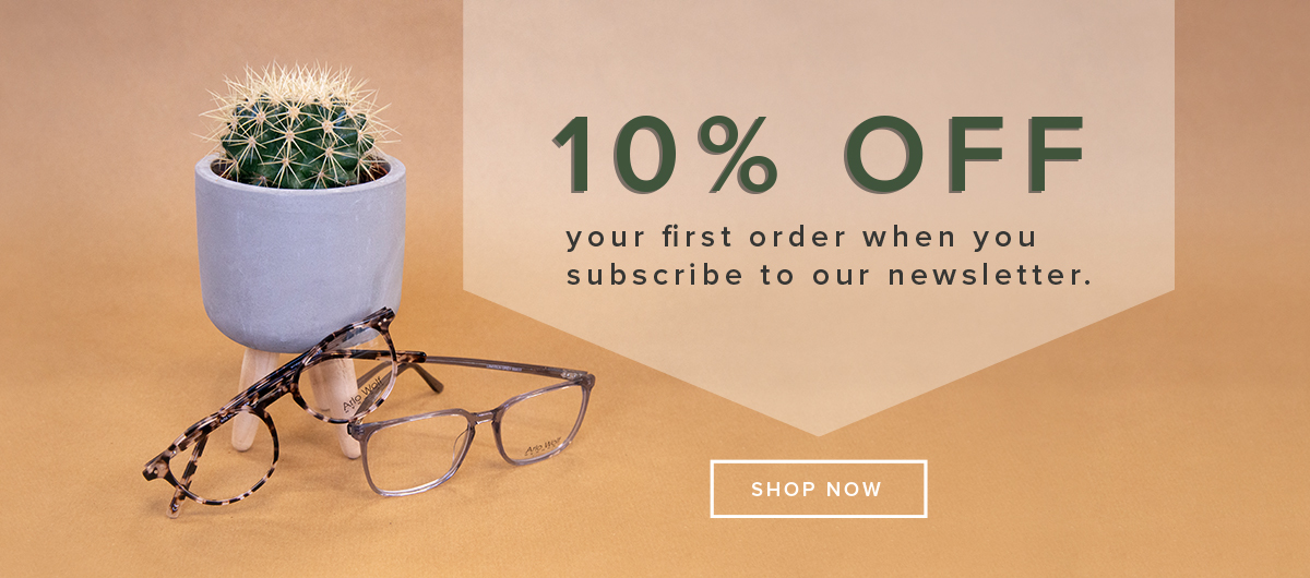 10% off glasses