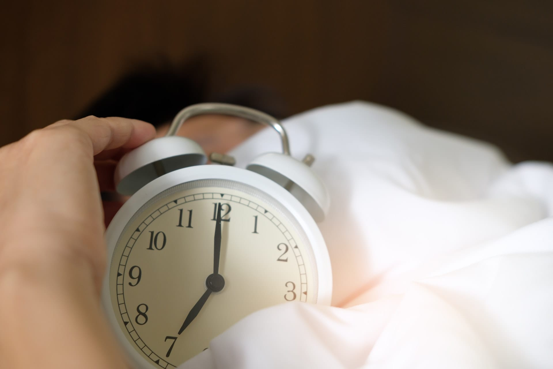 sleeping habits affect eyesight