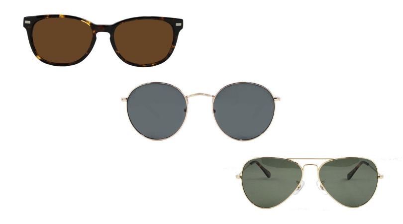 Harley, Brooklyn and Cyrus Sunglasses