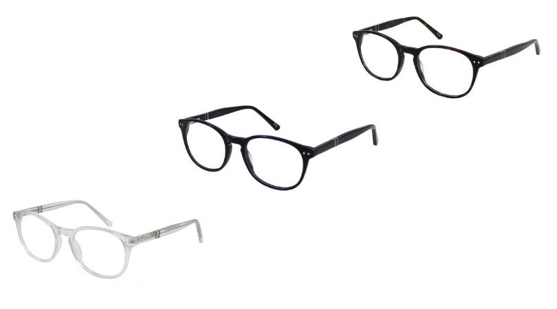 Ritchie frames in different colours