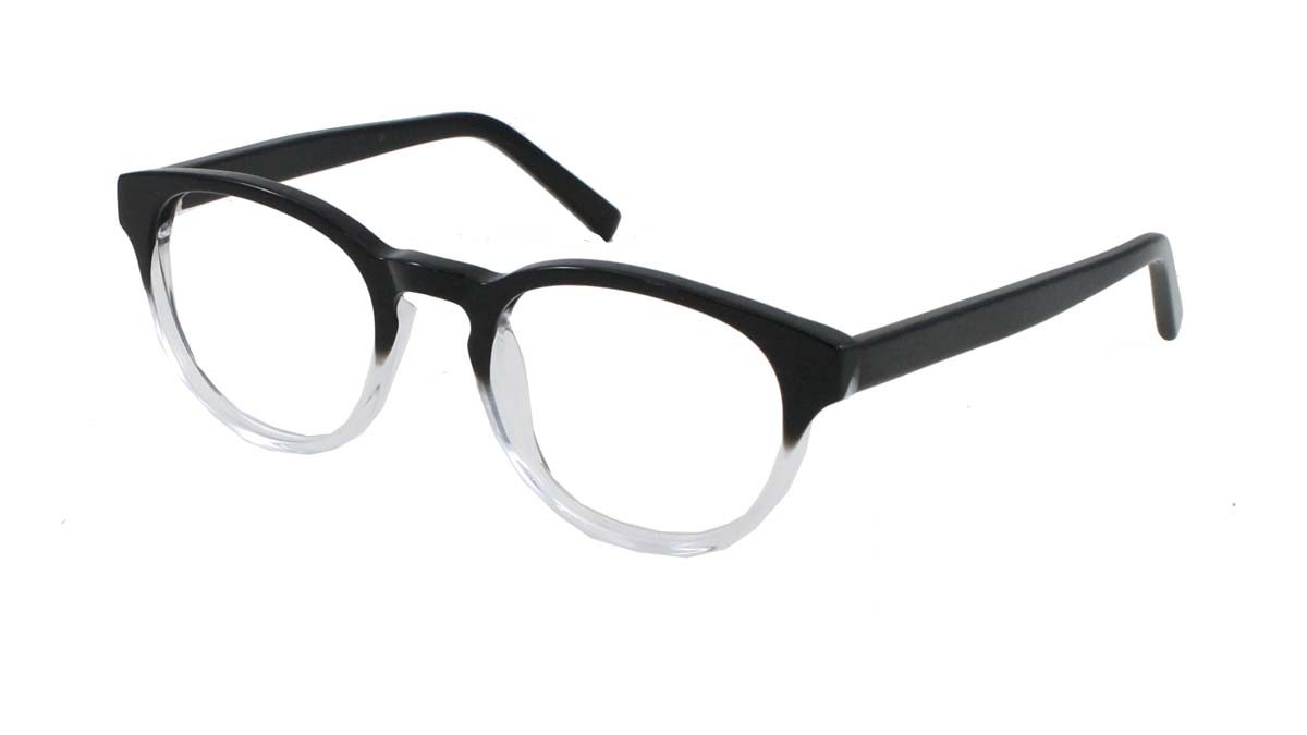 Dakota Black Crystal Frame