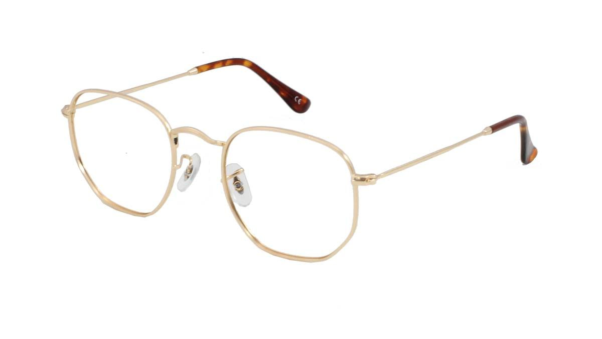 Dayton Gold Optical Frame