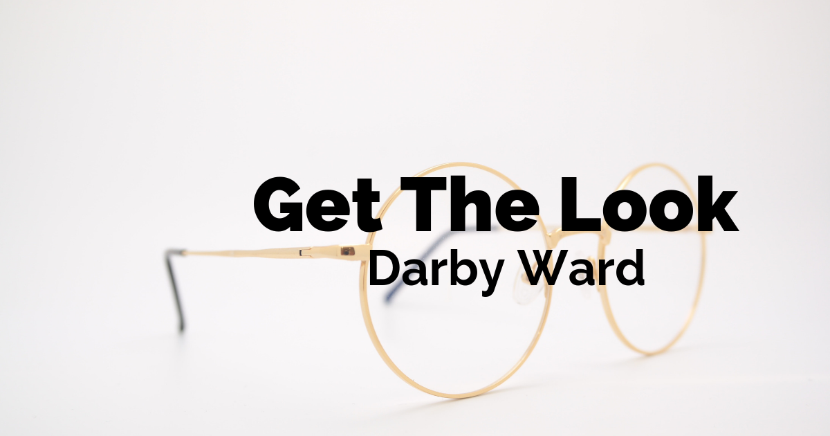 Get the Look: Darby Ward with Arlo Wolf Eyewear