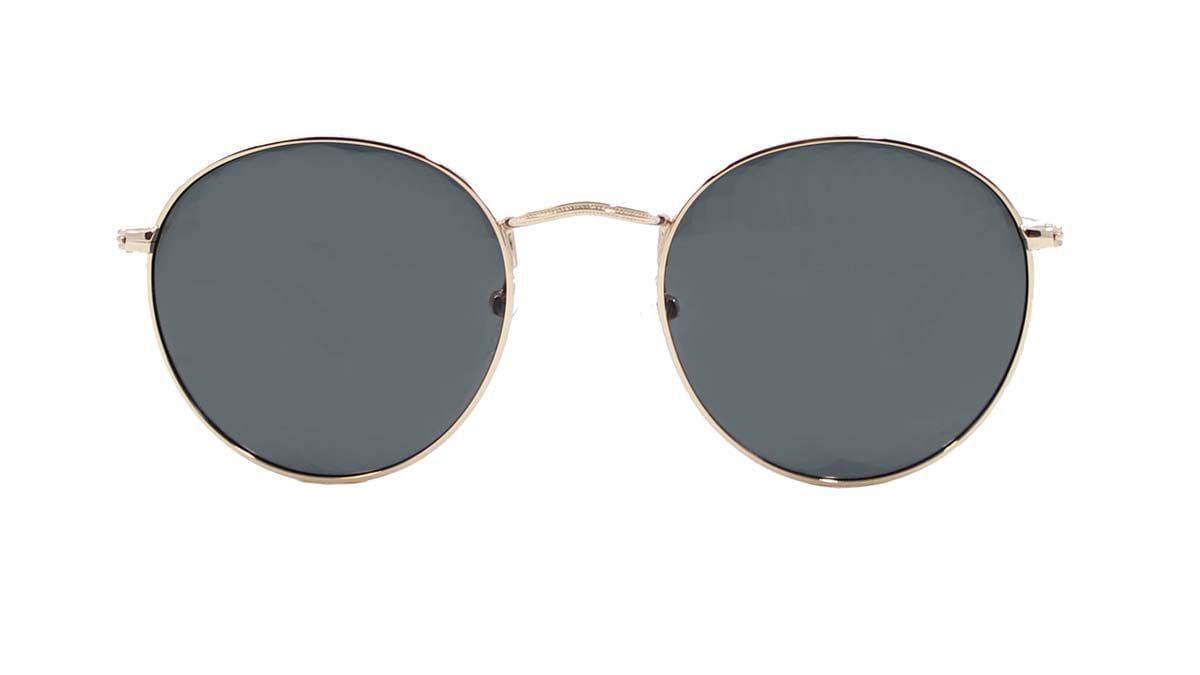 Brooklyn Sunglasses in Gold