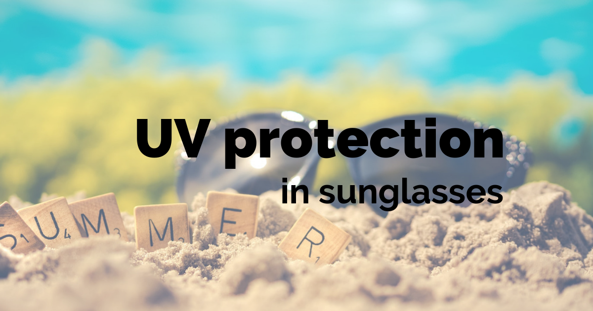 Do all sunglasses provide UV protection?