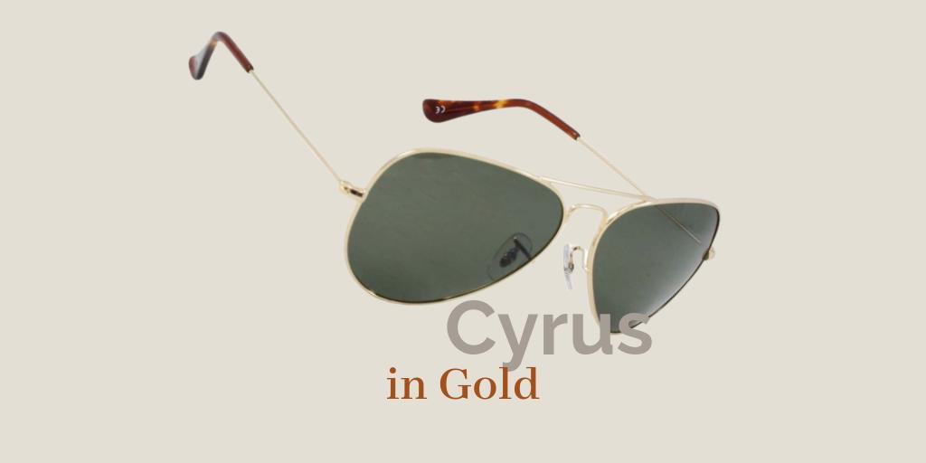 Cyrus Sun / Gold