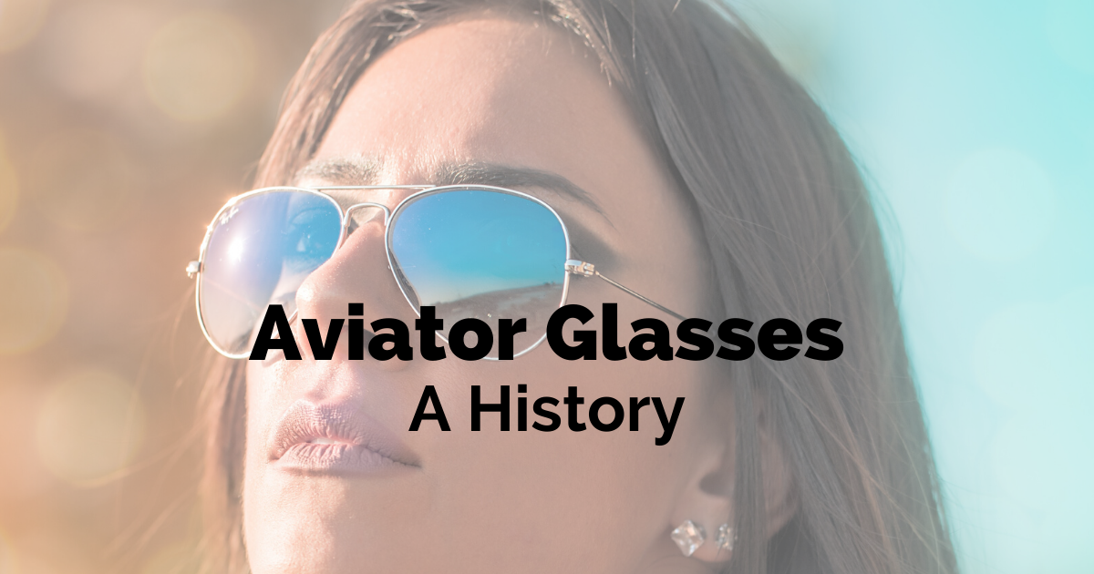Then and now: The Aviator style through time