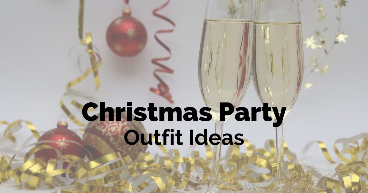 outfit ideas christmas party
