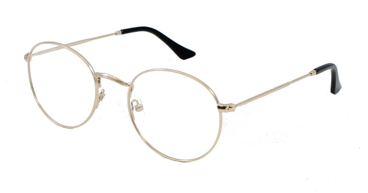 Harrison Gold Glasses