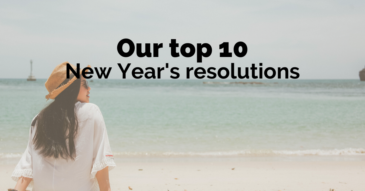 10 new years resolutions worth making
