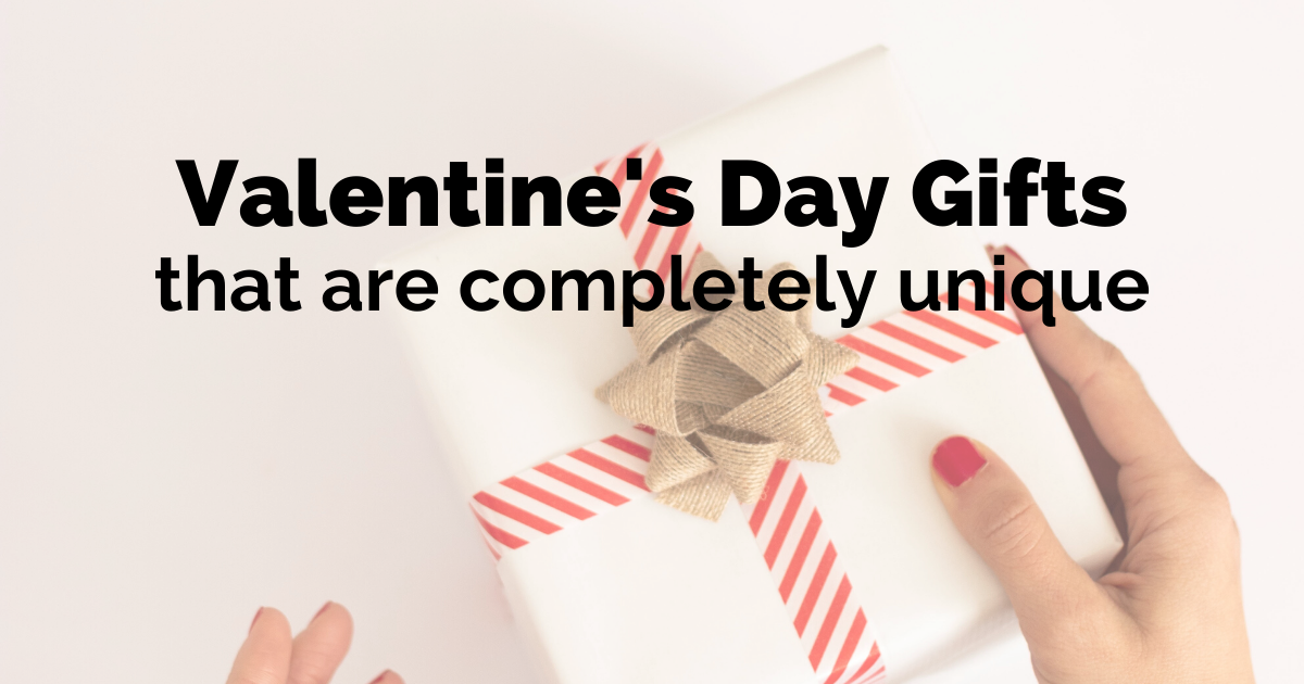 unique valentines day gift ideas