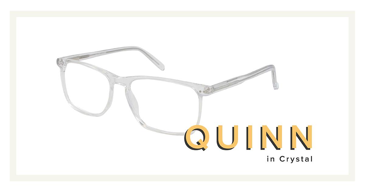 Quinn frames in crystal