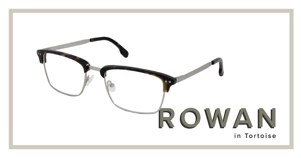 Rowan frames in tortoise