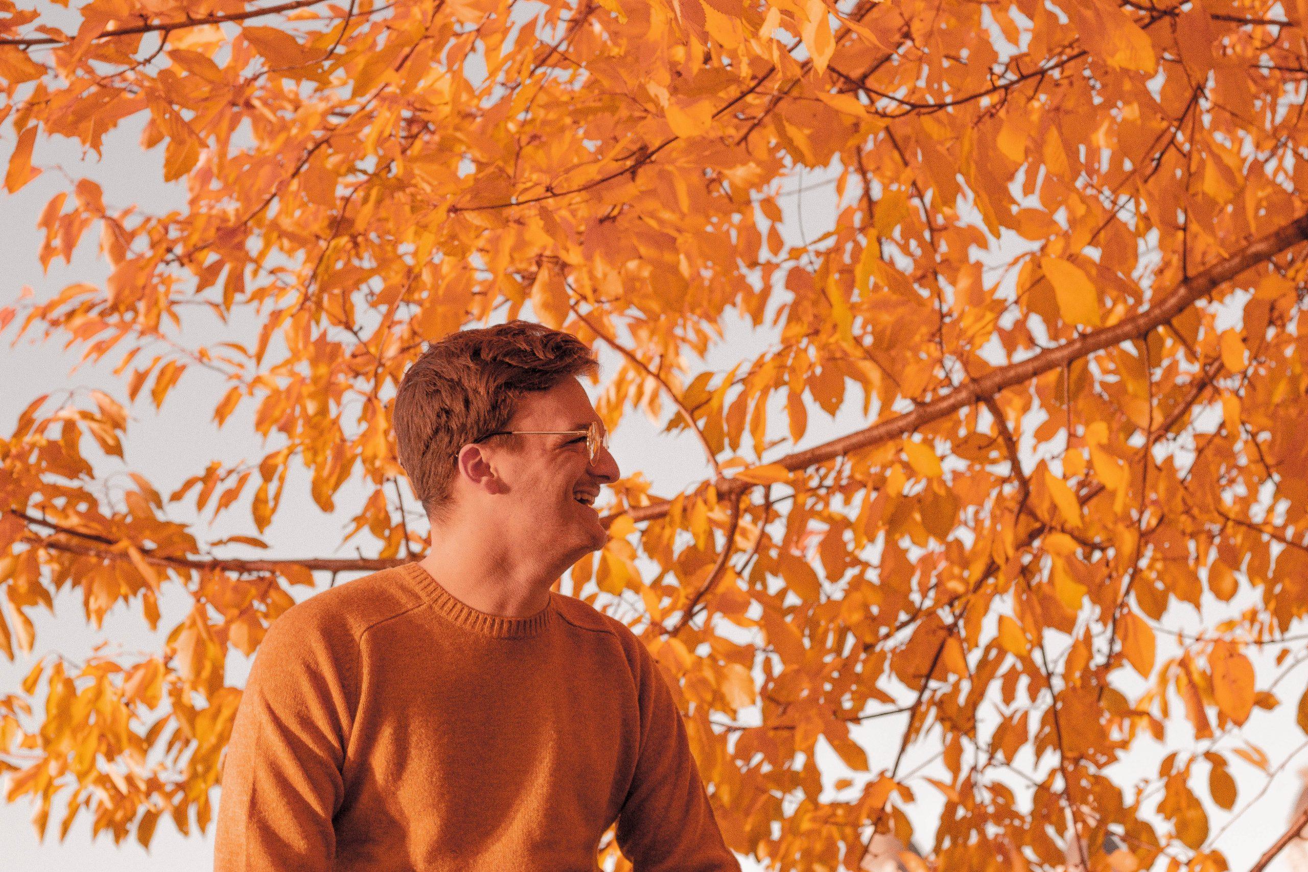 autumn glasses